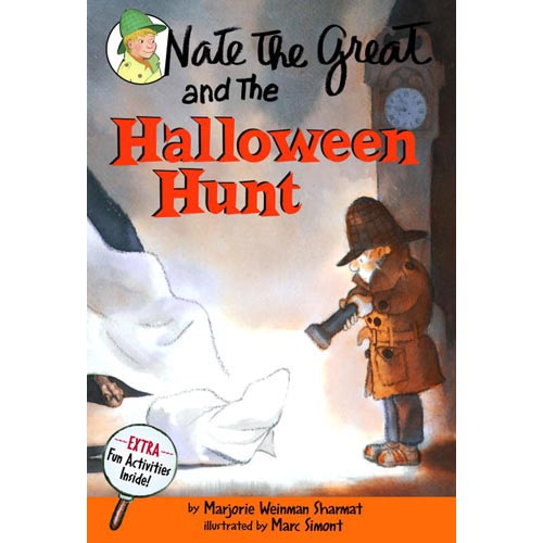Nate the Great Halloween
